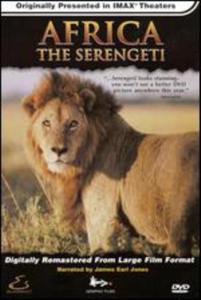 Imax / Africa: Serengeti [Edizione in lingua inglese]