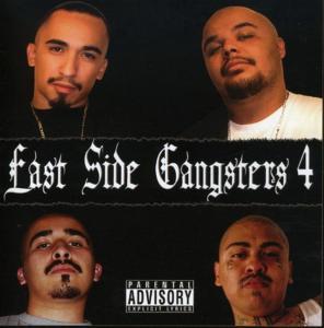 Lil Blacky & Lil Sicko - Presents: Eastside Gangsters 4