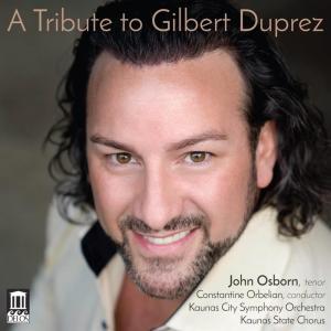 Tribute To Gilbert Duprez (A)