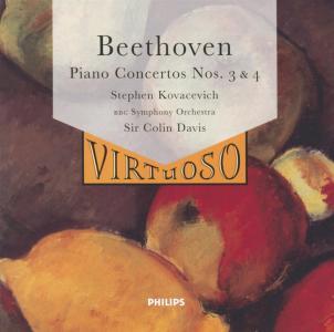 Ludwig Van Beethoven - Piano Concertos Nos 3 & 4