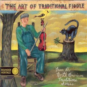 Art Of Traditional Fiddle (The) / Various