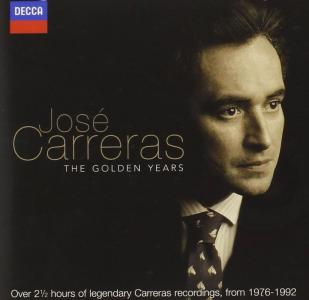 Jose' Carreras: The Golden Years (2 Cd)
