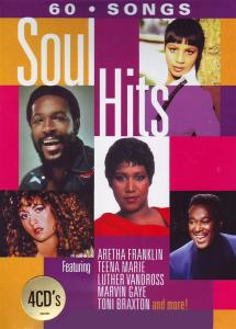 Aretha Franklin - Soul Hits (4 Cd)