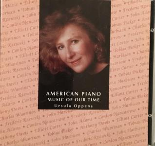 Ursula Oppens: American Piano Music Of Our Time (2 Cd)