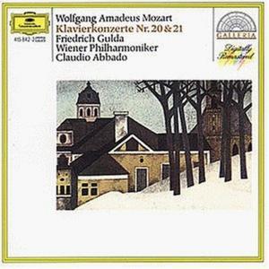 Wolfgang Amadeus Mozart - Piano Concertos Nos. 20 & 21