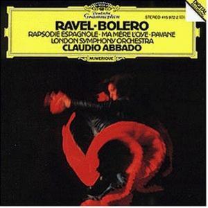 Ravel: Bol?Ro/ma M?Re l'oye (1 CD Audio)