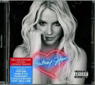 Britney Spears - Britney Jean (Deluxe Version)