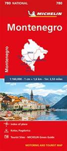 Carta 11780 Montenegro