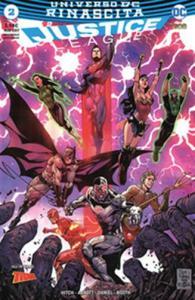 Rinascita. Justice League. Ediz. variant. Vol. 2