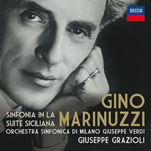 MARINUZZI - Sinfonia In La-Suite Sicil