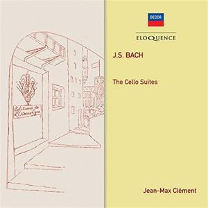 Johann Sebastian Bach - The Cello Suites (3 Cd)