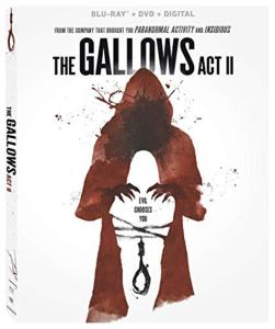 Gallows Act Ii (2 Blu-Ray) [Edizione: Stati Uniti]