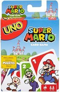 Mattel: Uno - Super Mario Bros