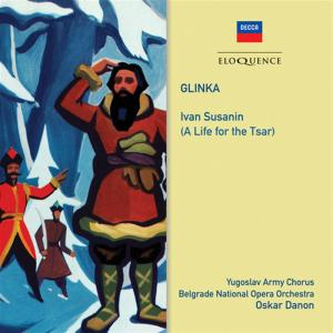 Mikhail Glinka - Ivan Susanin (A Life For The Tsar) (3 Cd)