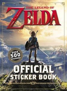 The Legend Of Zelda: Official Sticker Book [Edizione: Regno Unito]