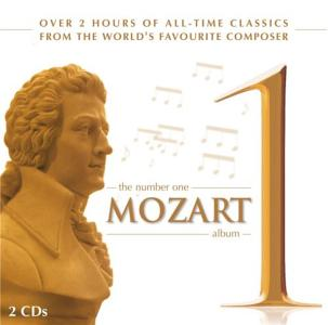 Wolfgang Amadeus Mozart - The Number One Album
