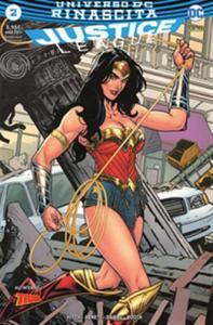 Rinascita. Justice League. Ediz. ultravariant. Vol. 2