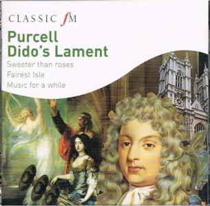 Hogwood-Academy Of Ancient Music - Purcell / Didos Lament
