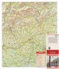 Vicenza. Carta Stradale Della Provincia 1:150.000