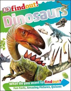 Dk - Dkfindout! Dinosaurs [Edizione: Regno Unito]