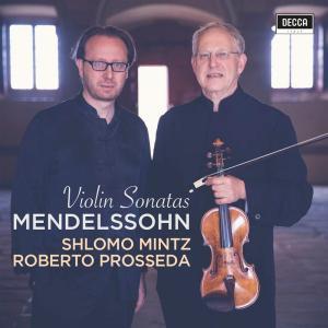 Mintz/Prosseda - Violin Sonatas