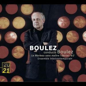Pierre Boulez - Le Marteau Sans Maitre, Derive 1 & 2