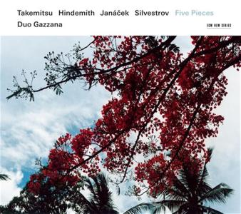 Duo Gazzana: Five Pieces - Takemitsu, Hindemith, Janacek, Silvestrov