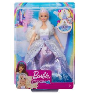 Mattel GKH26 - Barbie - Principessa Magia D'Inverno