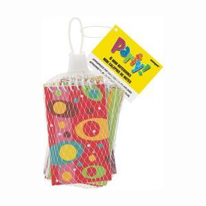 6 Mini Spiral Ntbks - Net Bag