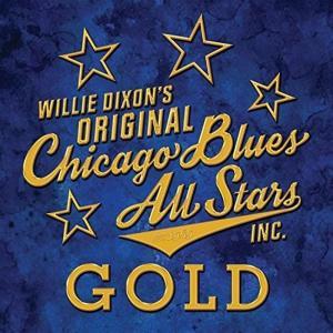 Willie DIxon's Original Chicago Blues All Stars Inc. - Gold (2 Cd)