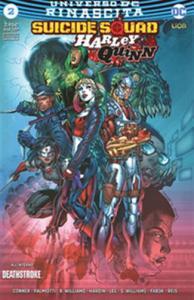 Suicide Squad. Harley Quinn. Rinascita. Variant