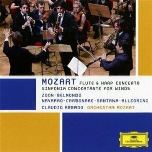 Wolfgang Amadeus Mozart - Sinfonia Concertante For Winds