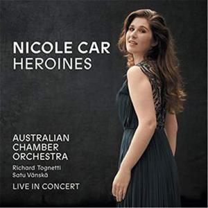 Nicole Car: Heroines