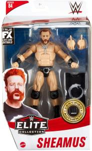 Wwe - Wwe Elite Figure Sheamus