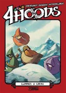 Four hoods
