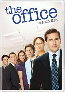 Office: Season Five (5 Dvd) [Edizione in lingua inglese]