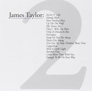 James Taylor - Greatest Hits Vol 2