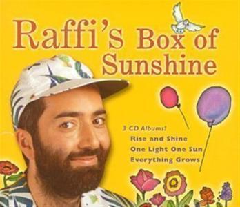 Raffi - Raffi'S Box Of Sunshine (3 Cd)