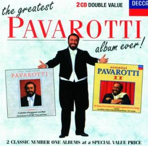 Luciano Pavarotti - The Greatest Album Ever (2 Cd)