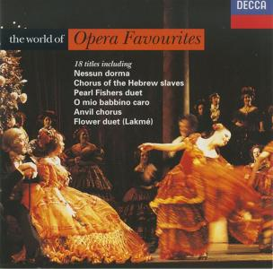 Giuseppe Verdi / Giacomo Puccini - World Of Opera Favourites