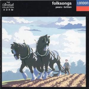 Folksongs: Britten, Pears