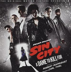 Sin City:A Dame To Kill For / O.S.T.