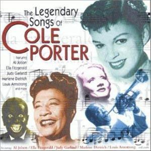 Legendary Songs Of Cole Porter (The) / Various