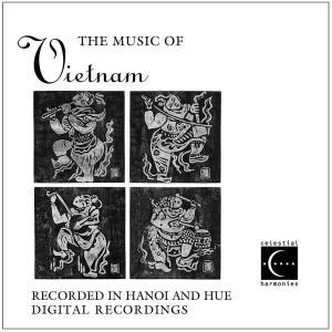 Music Of Vietnam Vols. 1-3 / Various (3 Cd)