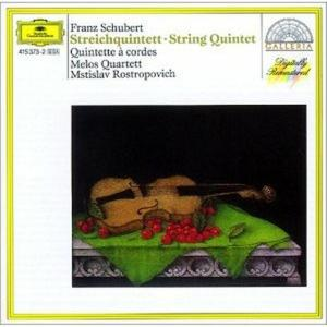 Schubert - Quint. - Rostropovich