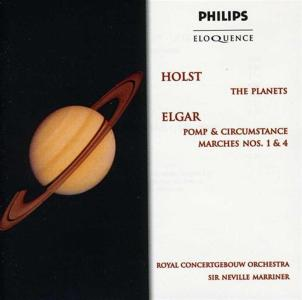 Gustav Holst / Edward Elgar - The Planets / Pomp & Circumstance