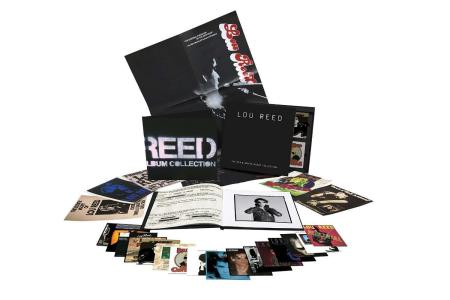Lou Reed - The Rca/Arista Album Collection (17 Cd)