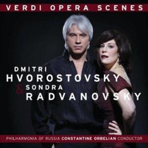 Giuseppe Verdi - Dmitri Hvorostovsky: Verdi Opera Scenes