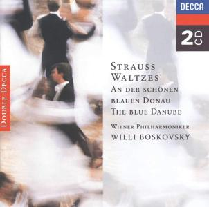 Johann Strauss - Waltzes (2 Cd)