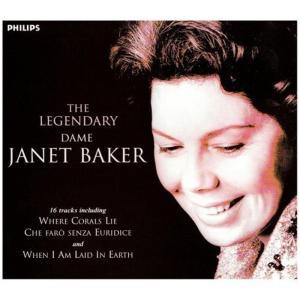 Georg Friedrich Handel / Edward Elgar - The Legendary Dame Janet Baker